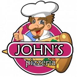 小約翰手工披薩