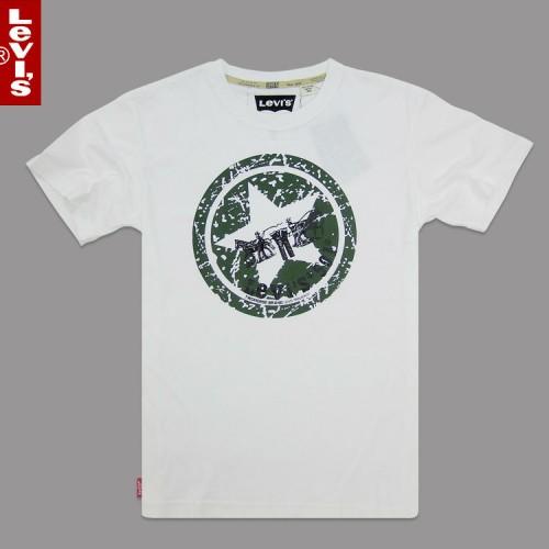2013新款 李維斯Levi''s寬鬆短袖圓領純棉T恤