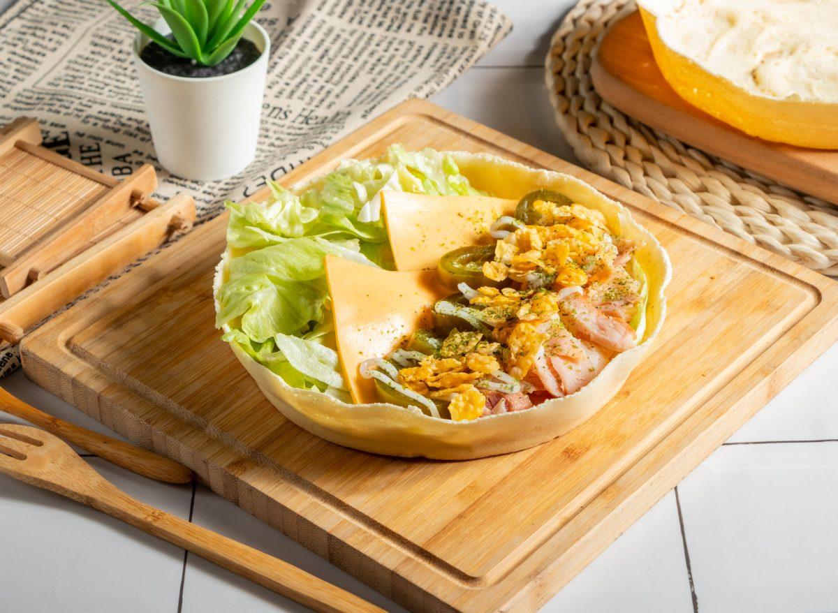 21478868-墨西哥燻雞沙拉